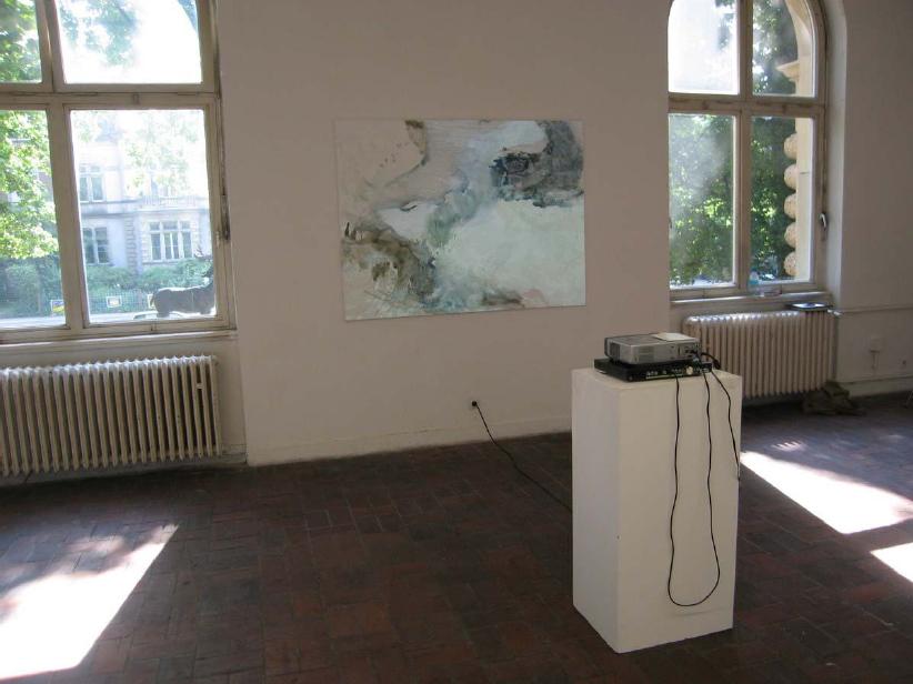 stephanie abben in der galerie art forum ute barth z rich. Black Bedroom Furniture Sets. Home Design Ideas
